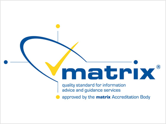 Logo for Matrix Standard