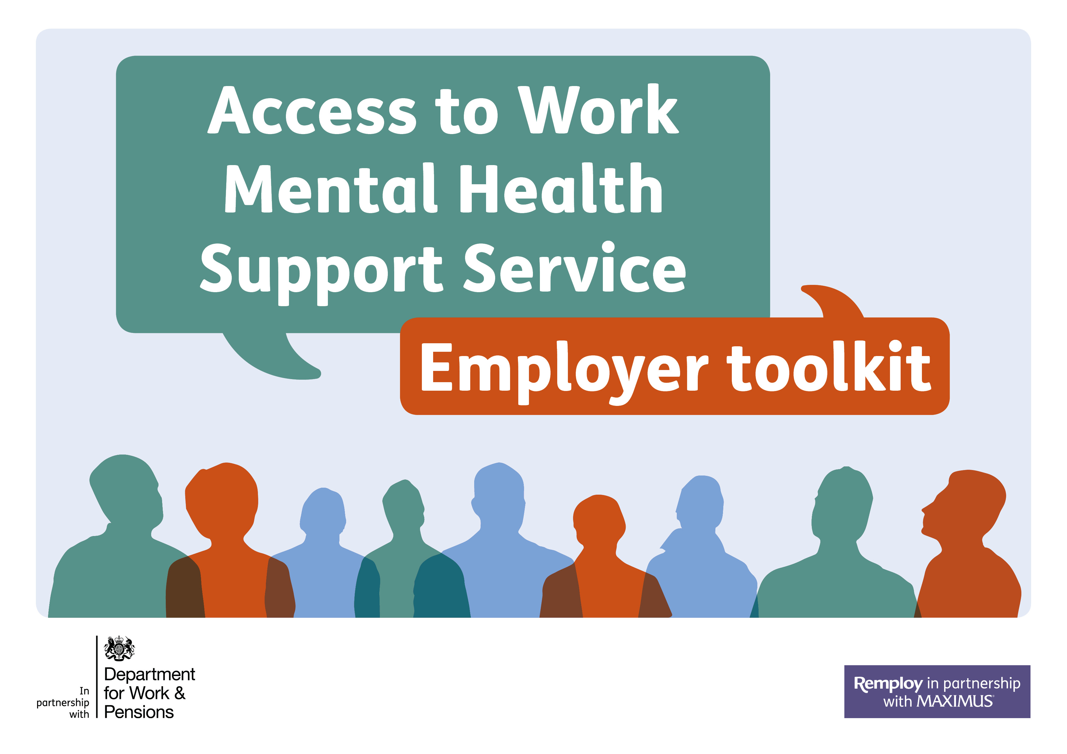 Access to Work Mental Health Support Service Employer Toolkit